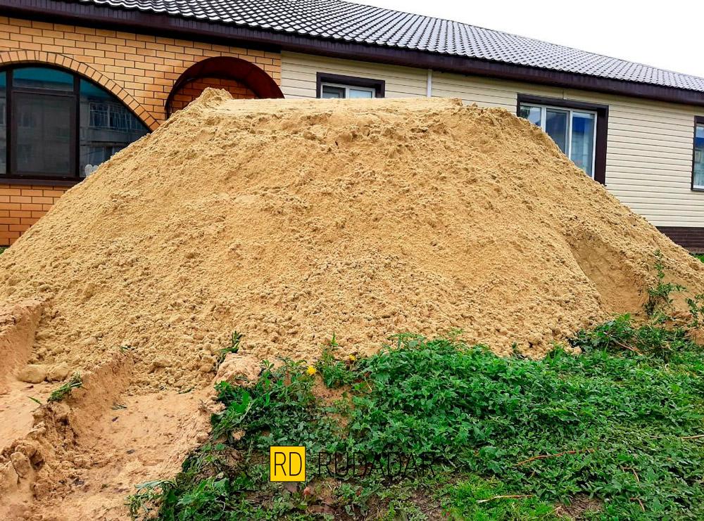 купить песок в Ульяновке
