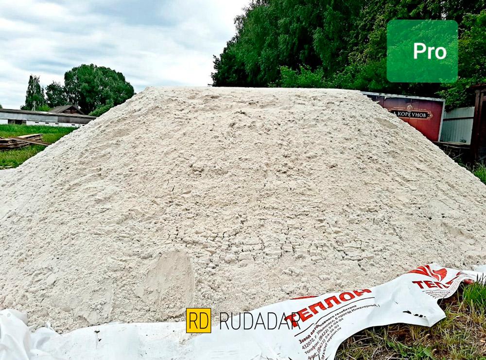 заказать песок в Ульяновске с доставкой
