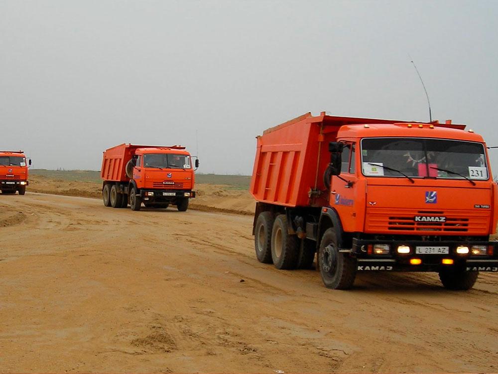 Карьер Карабановский 1 щебень песок в Владимирской области