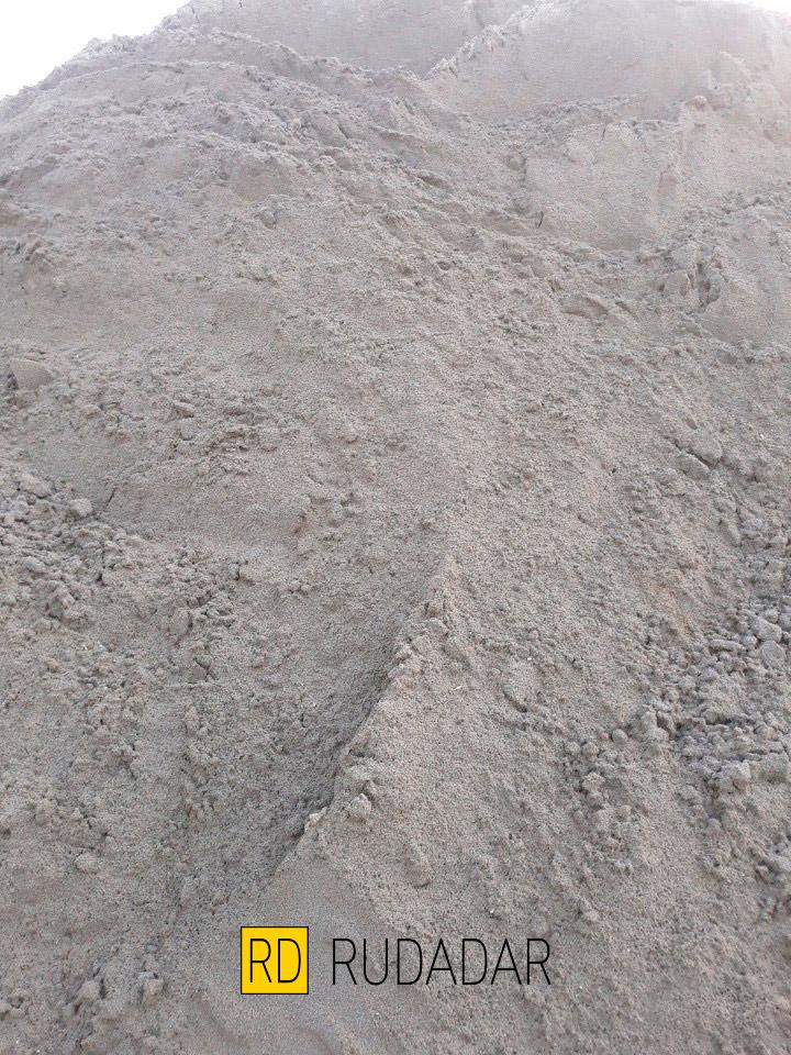 Карьер Прикубанский. Песок природный
