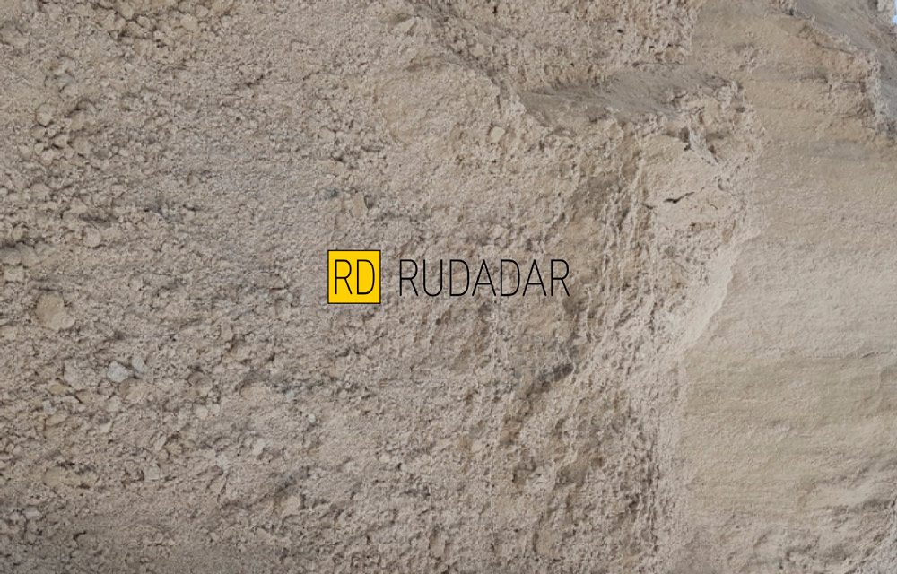Каяльский карьер. Фотография песка