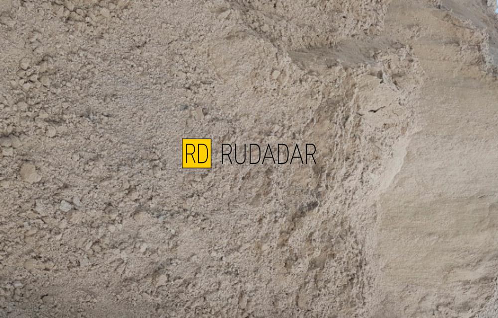 Карьер Тлюстенхаюль. Фотография песка