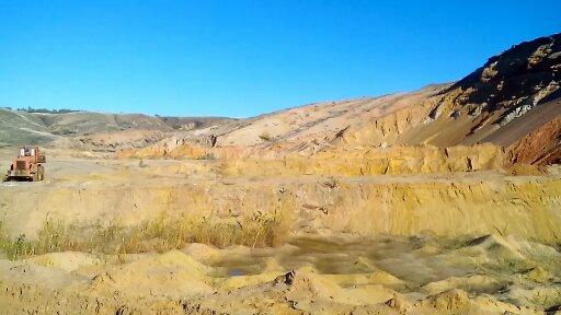 Песоковатский песчаный карьер