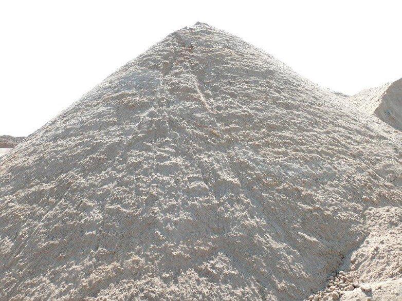 Челюскинский карьер. песок