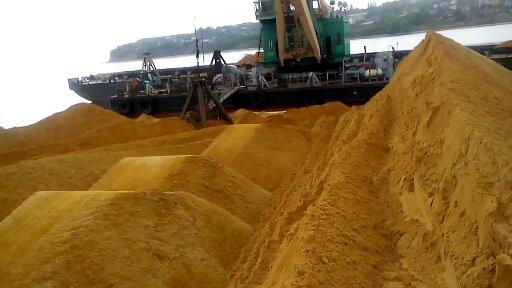 Песоковатский песок