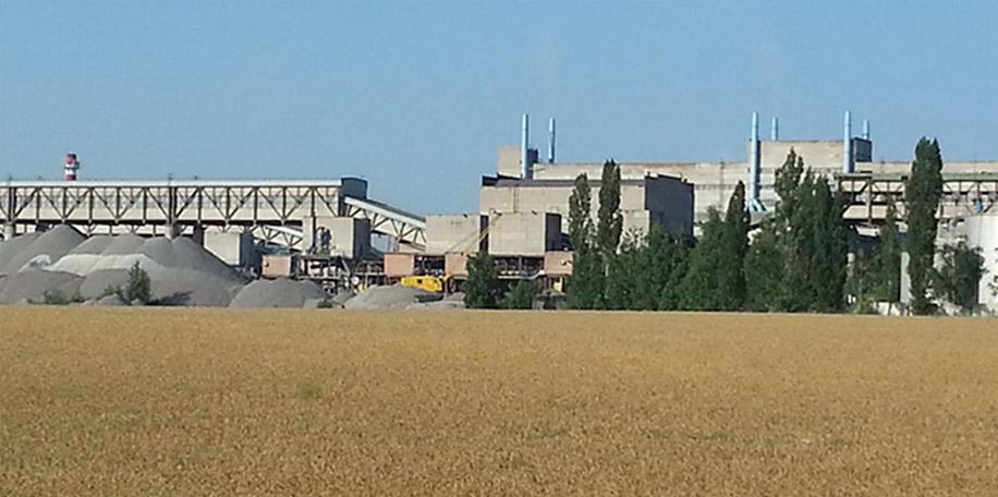 Павловск Неруд. Павловский щебеночный карьер. Фото