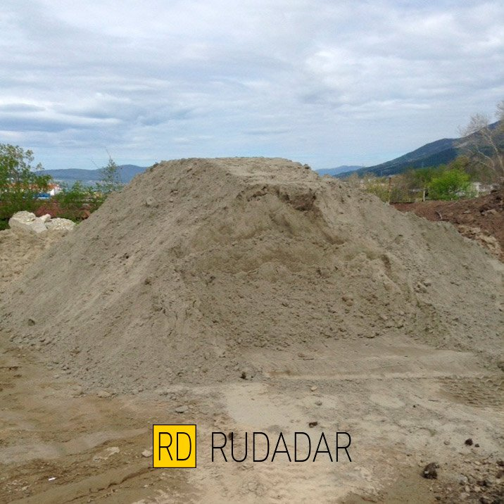 заказать речной песок Кулишовский