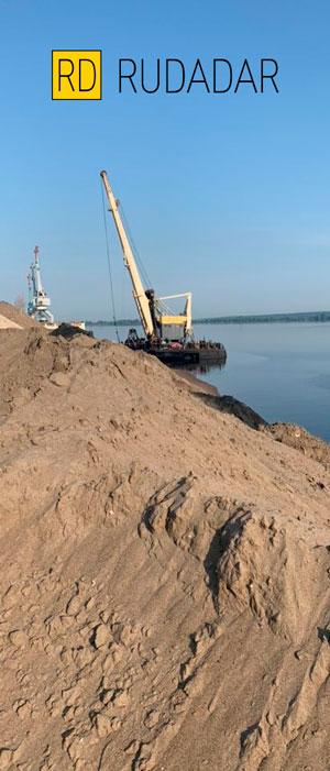купить речной песок в Казани