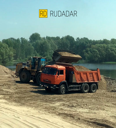 купить песок в Казани