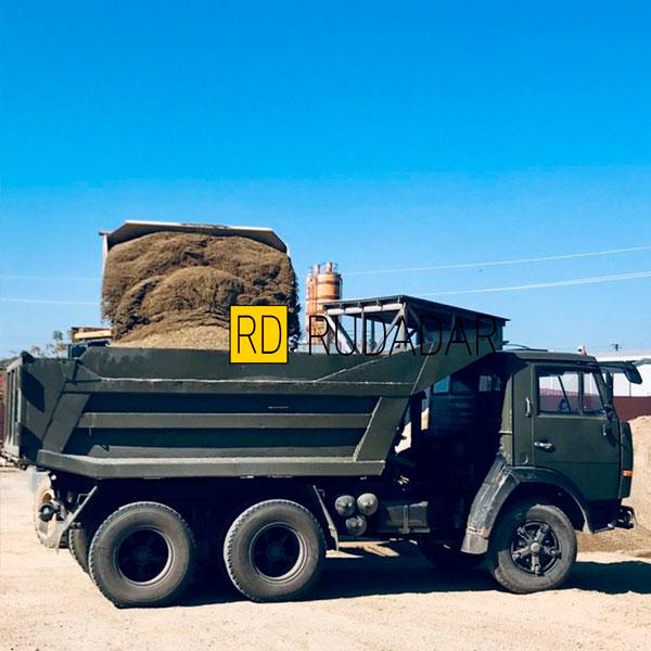доставка песка в Краснодаре