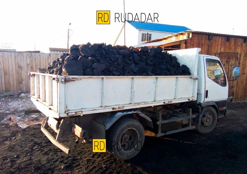 доставка угля в Краснодаре