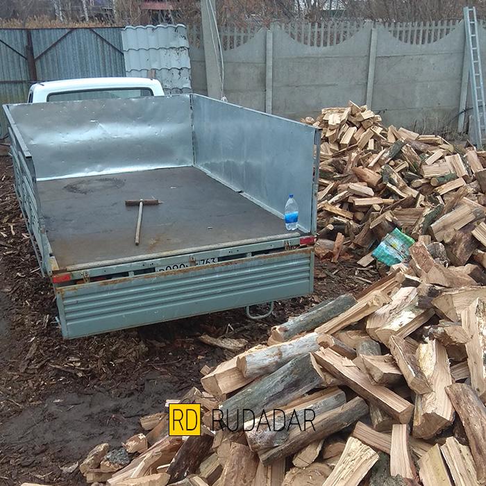 Доставка дров в Новокуйбышевске