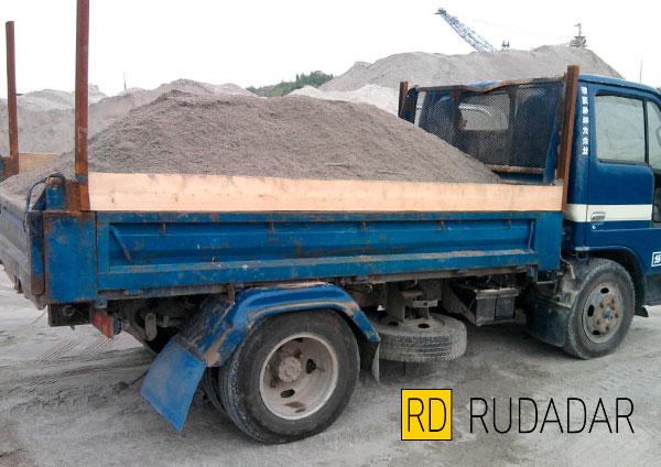 заказать песок