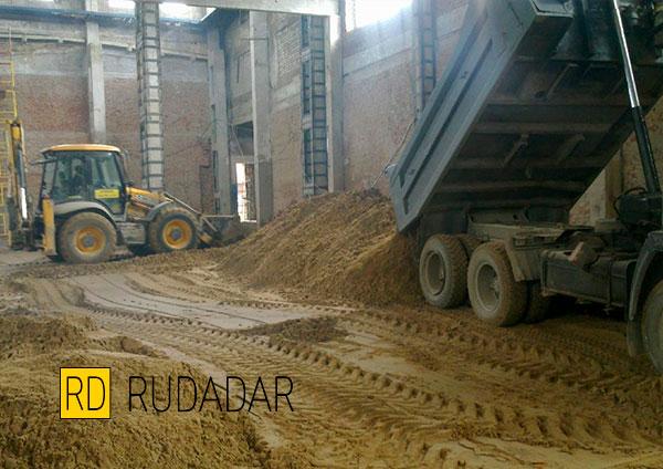 купить песок в Ростове на Дону
