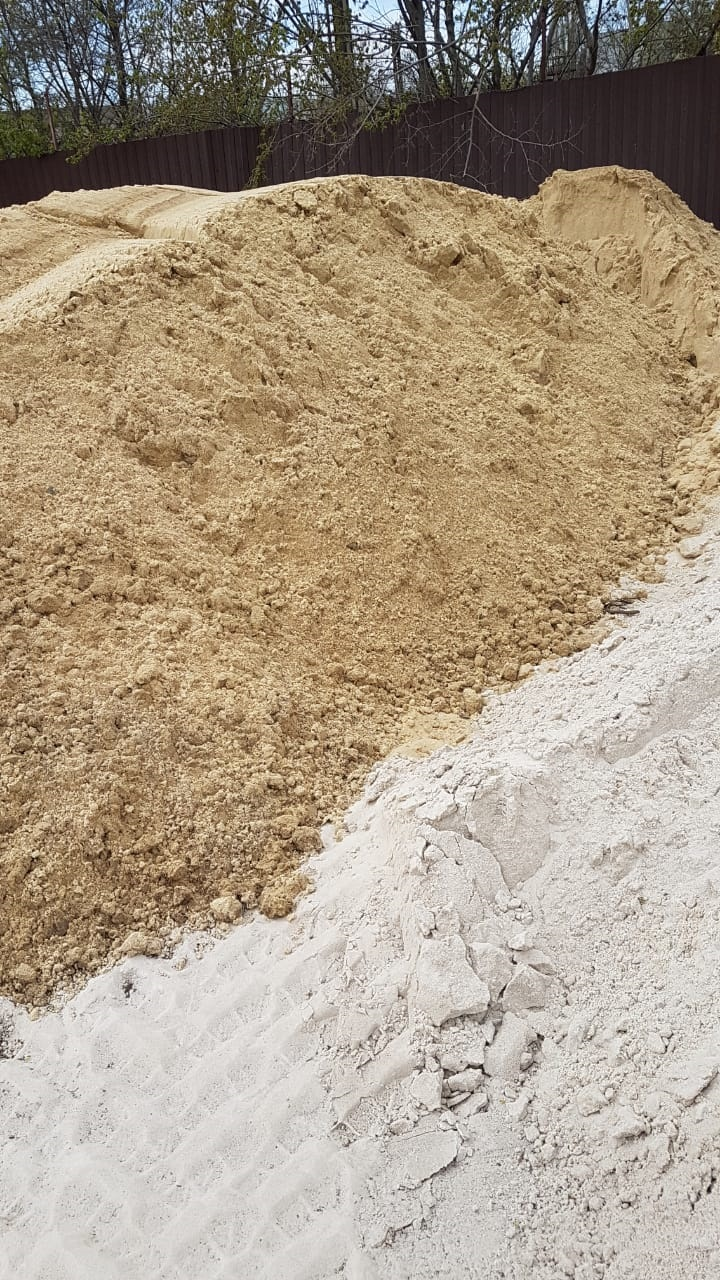 доставка песка в Ростове на Дону