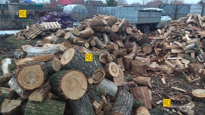 заказать дрова в Самаре