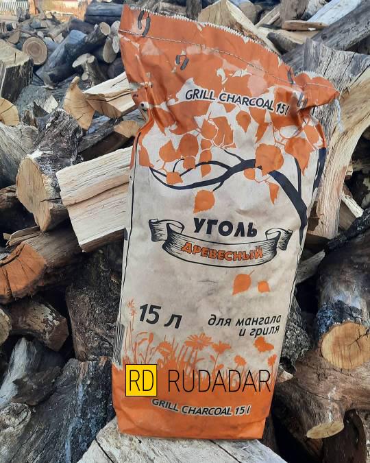 купить древесный уголь в Самаре