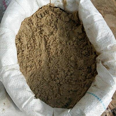 Песок в мешках в Самаре