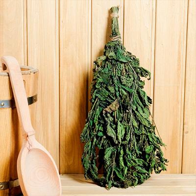 купить веник из крапивы в Самаре