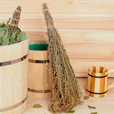 купить веник из полыни в Самаре