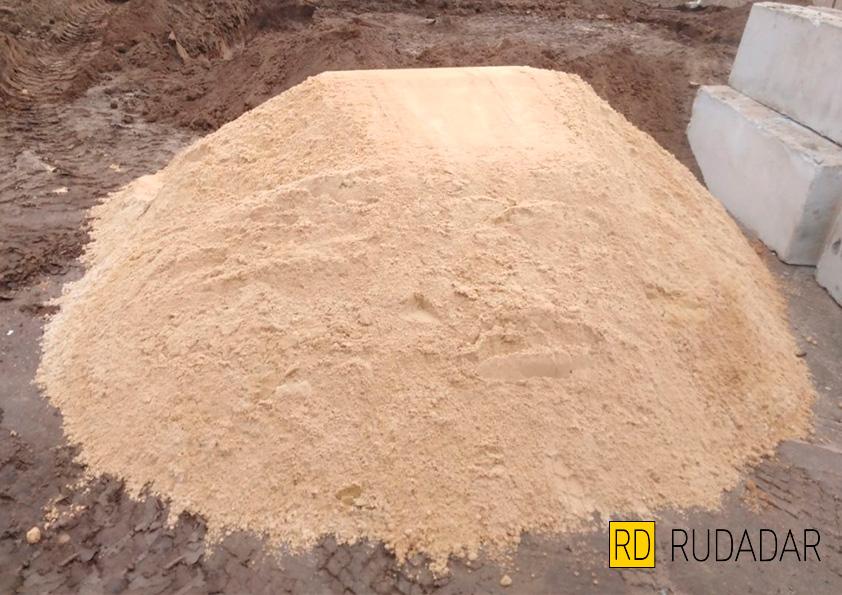 заказать речной песок в Волгограде