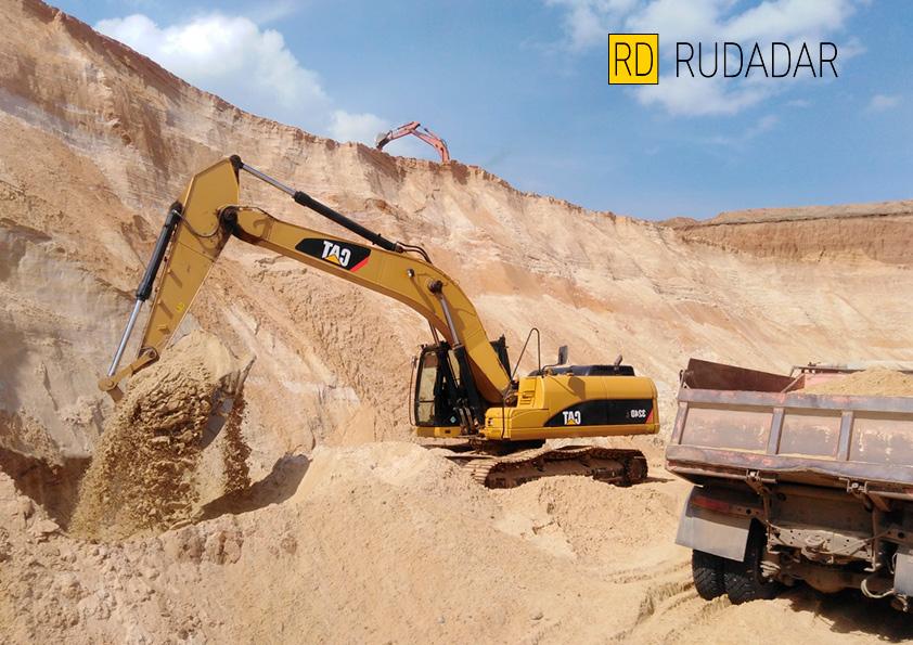 доставка речного песка в Волгограде