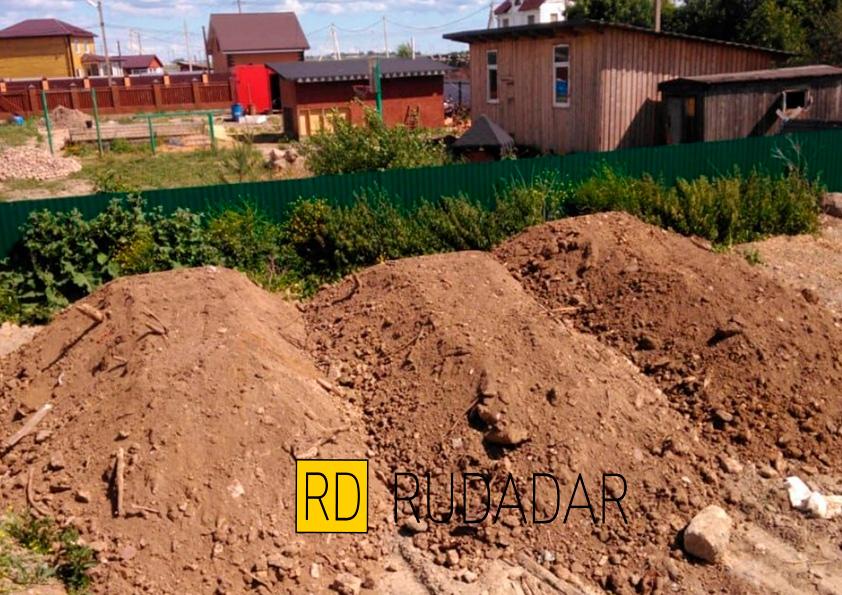 камаз чернозема в Волгораде