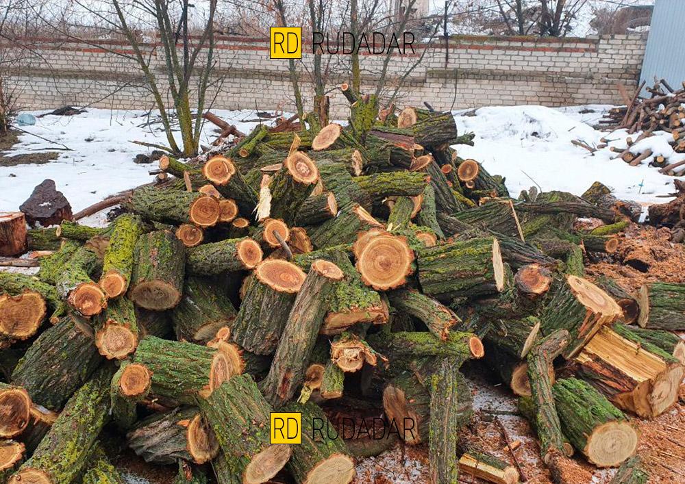 дрова не колотые в Волжском, фото