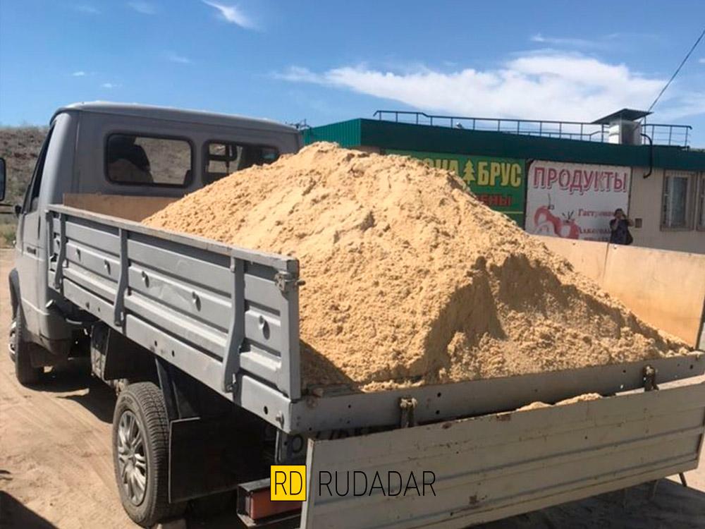 купить песок в Волжском