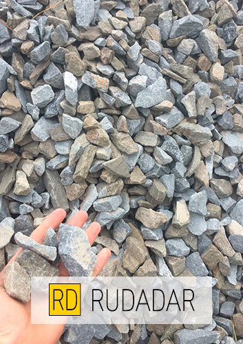 доставка щебня песчанника в Воронеже