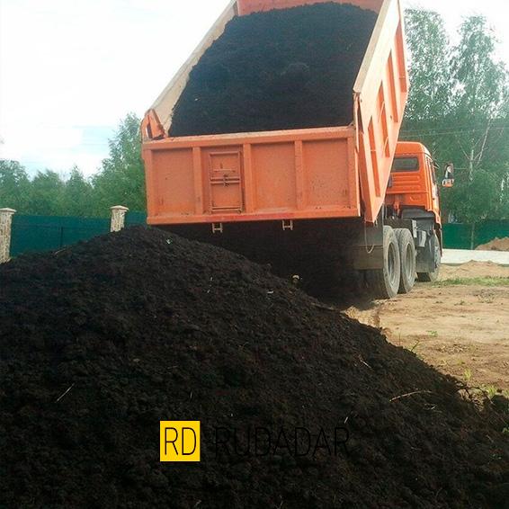 доставка чернозема в Жигулевске
